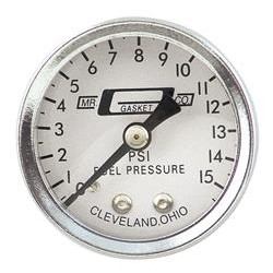 Mano de pression d'essence